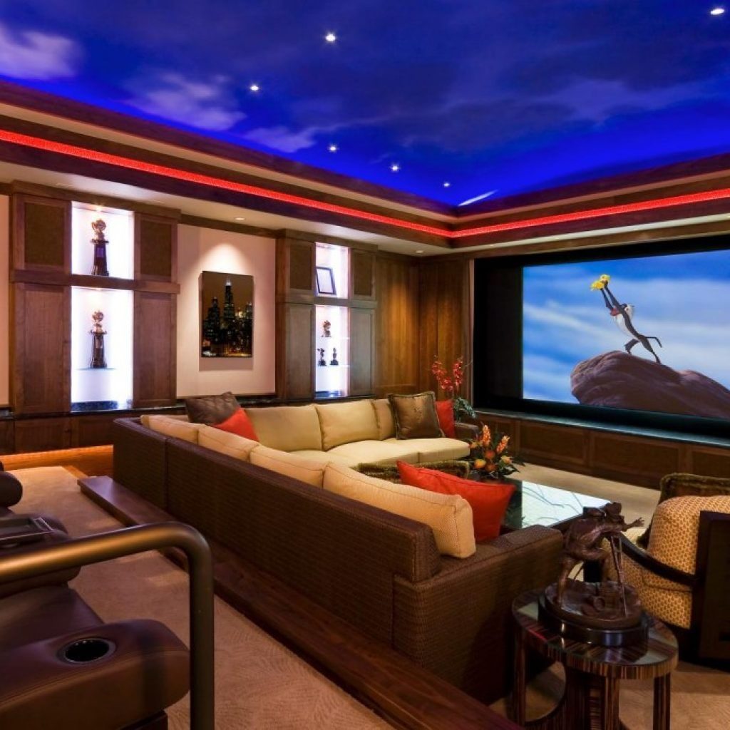 Modern Home Theatre Ideas: Do You Require Some Home Theater Ideas For Your Modern