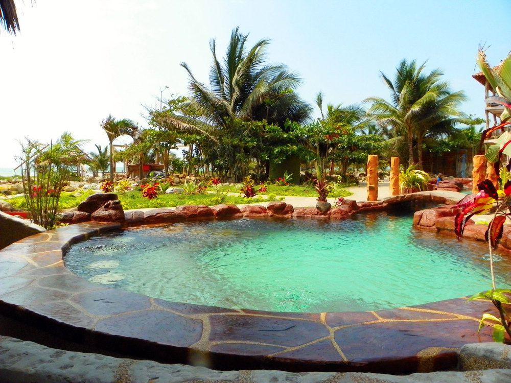 Reservations Canoa Beach Hotel In Ecuador