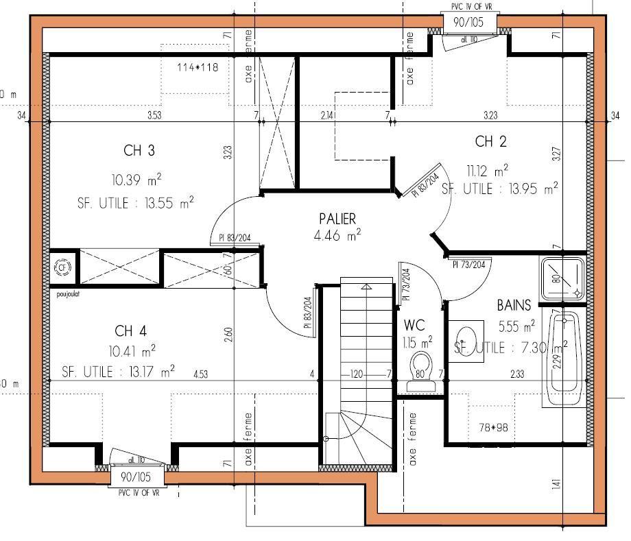 Superbe Découvrez Nos Avant Projets De Maisons Pour La Construction De Votre Maison,  Moderne, Belles Idees