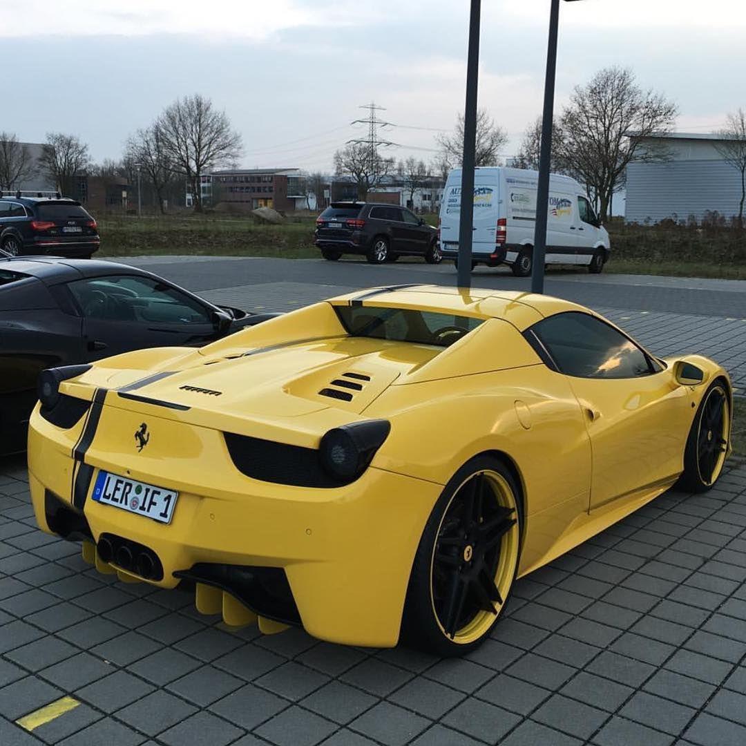 2014 Ferrari 458 Italia, #Car #FerrariSpA #SportsCar