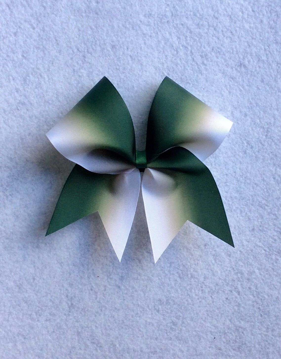 Holographic Cheer Bows Several Color Options