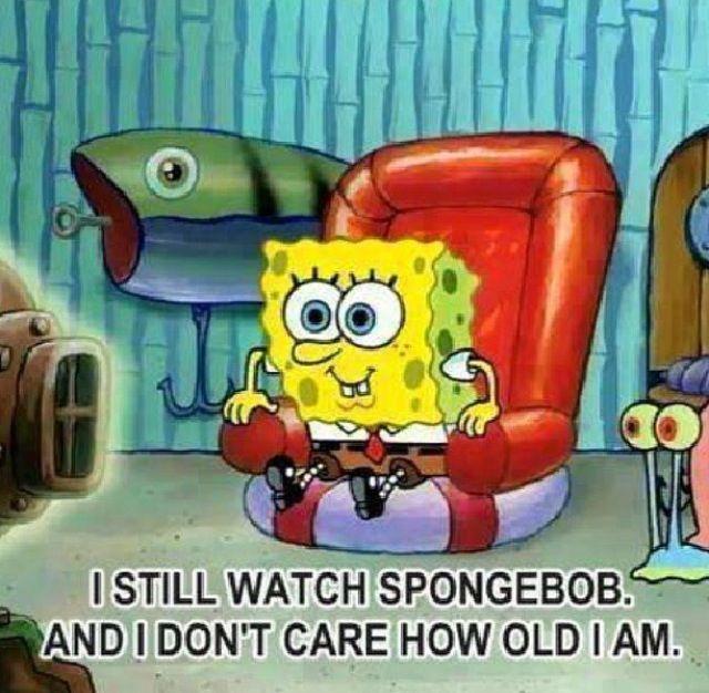 spongebob komické porno