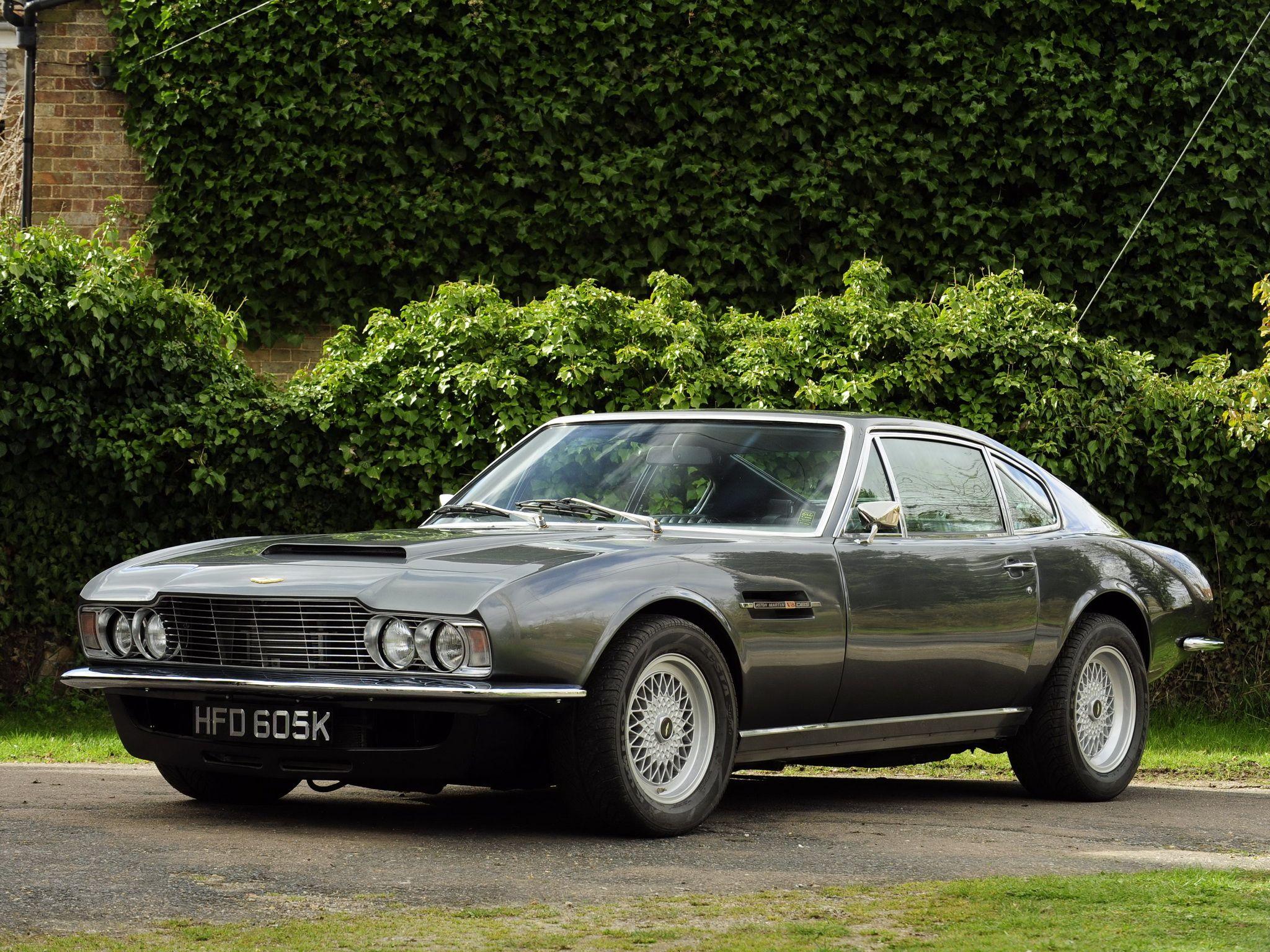 1970 72 Aston Martin Dbs V8 Uk Spec Auto Carros Clássicos Carros
