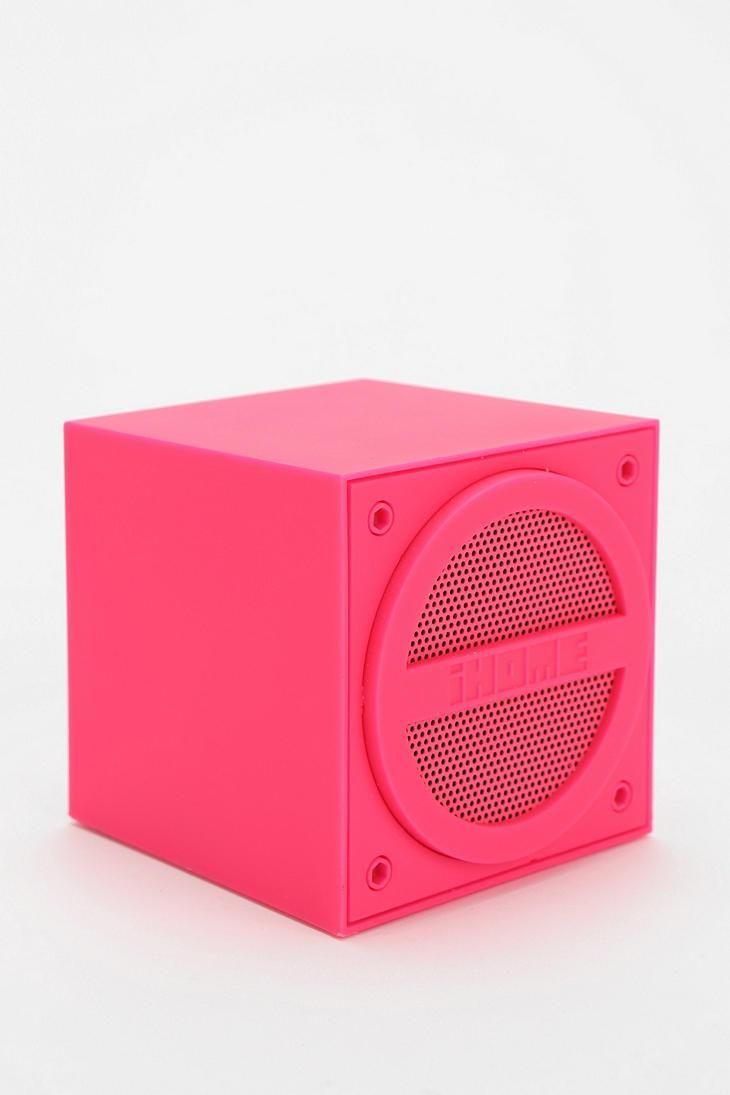 iHome Mini Wireless Speaker  urbanoutfitters 852079f2a68