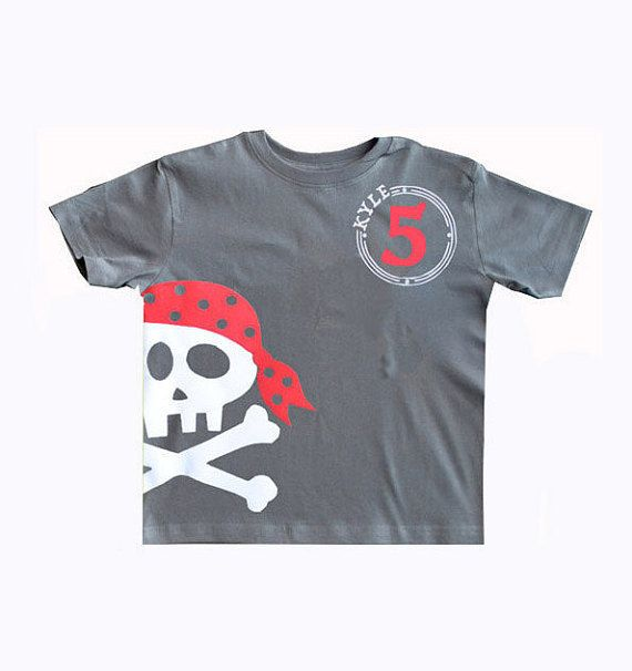 e2d5077c Pirate Birthday Appliqué Shirt, pirate party, pirate birthday ...