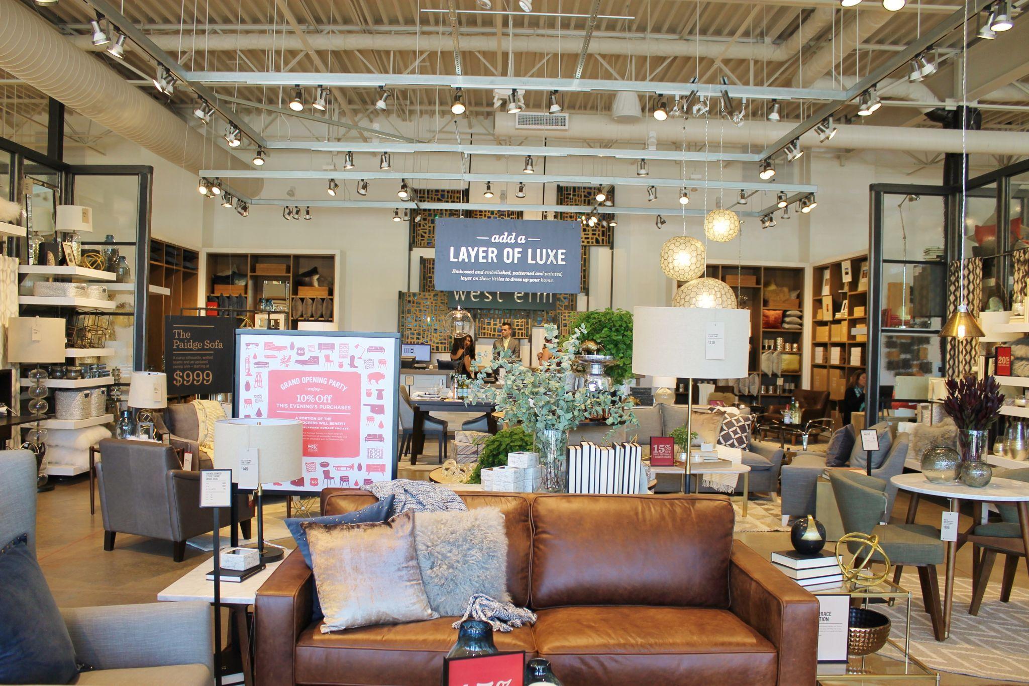 west elm store - West Elm Store