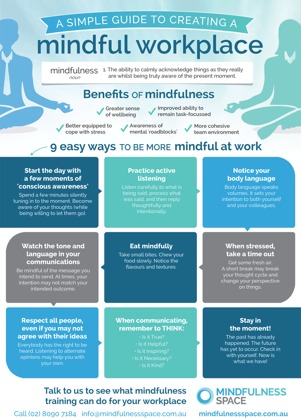 A Simple Guide to Creating a Mindful Workplace # ...