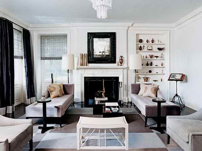 Black and White Room Decorating Ideas: Black And White Room ...