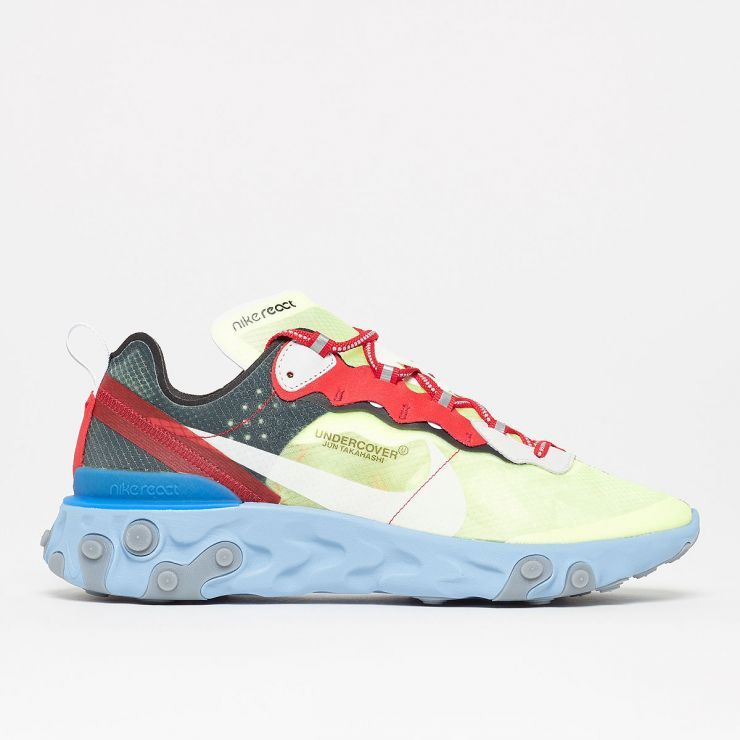 NIKE React Element 87 x Undercover (Instore only) Nike Sneakers 9a6668f7a