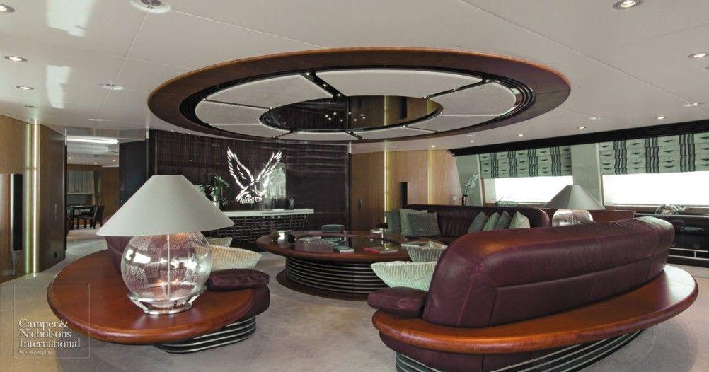 Maltese Falcon Yacht Charter Perini Navi Yachts Luxury