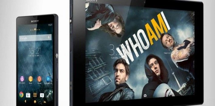 Sony Xperia İçin Who Am I Teması
