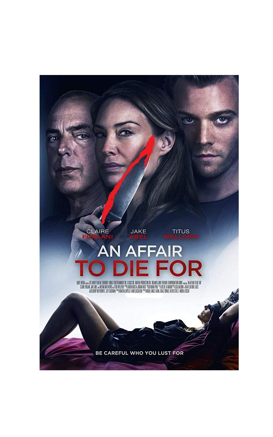 An Affair To Die For Thriller Movies Movie Posters