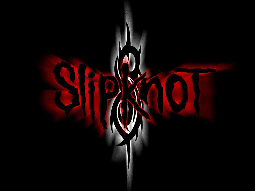 Slipknot Papel de Parede Slipknot Símbolo Vermelho
