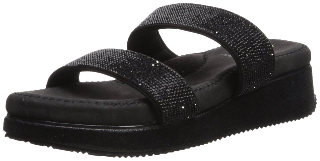 722cf175c4 Volatile Womens Mondo Sandal Black 10 B US >>> You can find out more  details at the link of the image. (This is an affiliate link) #womenssandals