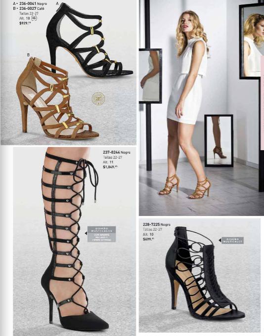 5855ccb8 Sandalias Andrea para Mujer. Sandalias de tiras, sandalias de lujo para  damas, sandalias