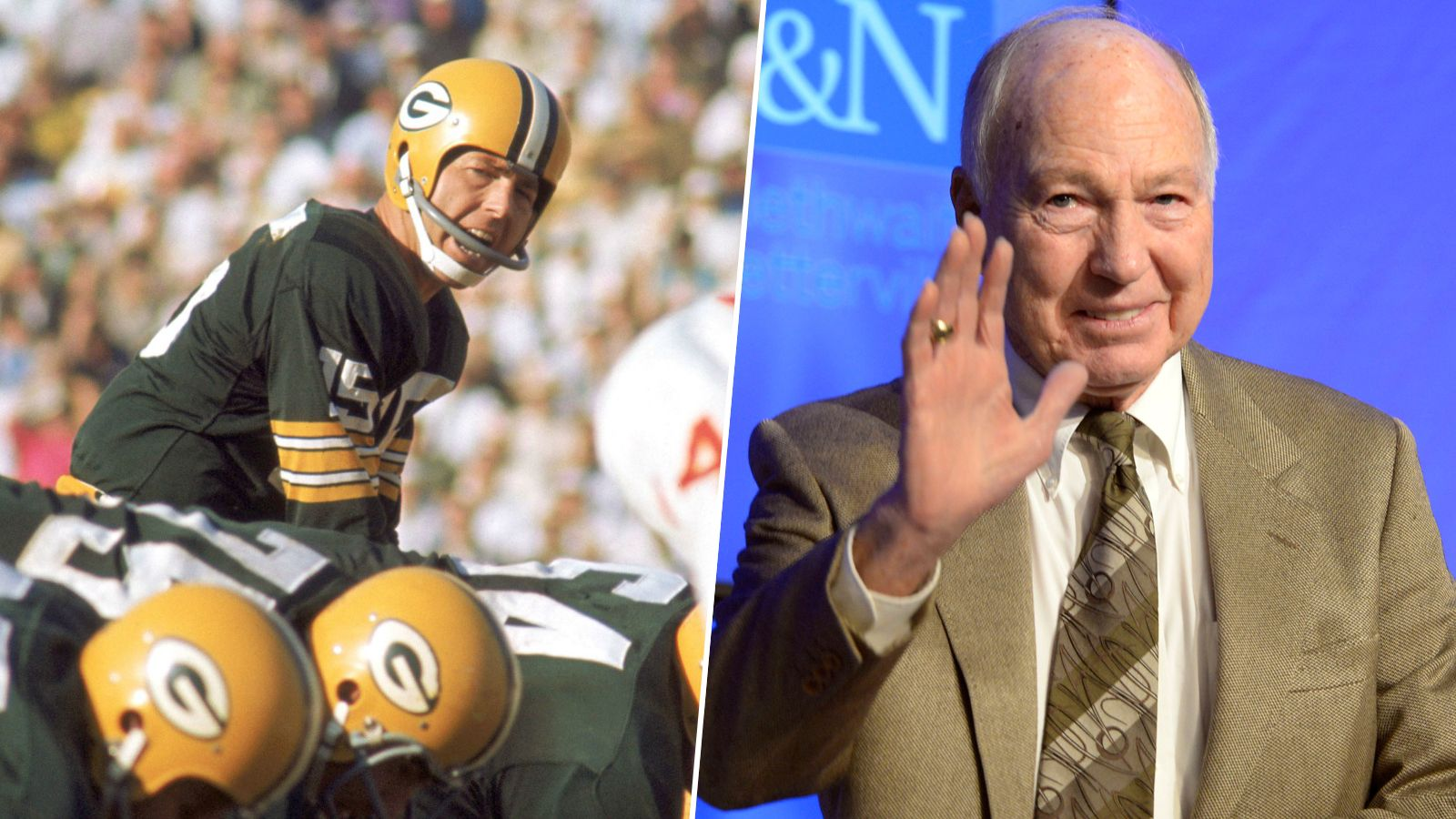 The First Superbowl Qb In Pro Football History Not Just Nfl History And Greenbaypackers Legend Bartstarr Dead At 85 Today T Bart Starr Fox Sports Nfl