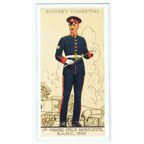 1939 Players Cigarette card 'Uniforms of the Territorial Army' no.24 Listing in the Players,Cigarette Cards,Trading Cards & CCGs,Collectables Category on eBid United Kingdom | 144459865