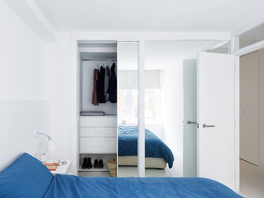 Schlafzimmer Spiegel ~ Das schlafzimmer nutzt der großen wand größe spiegel um zu helfen