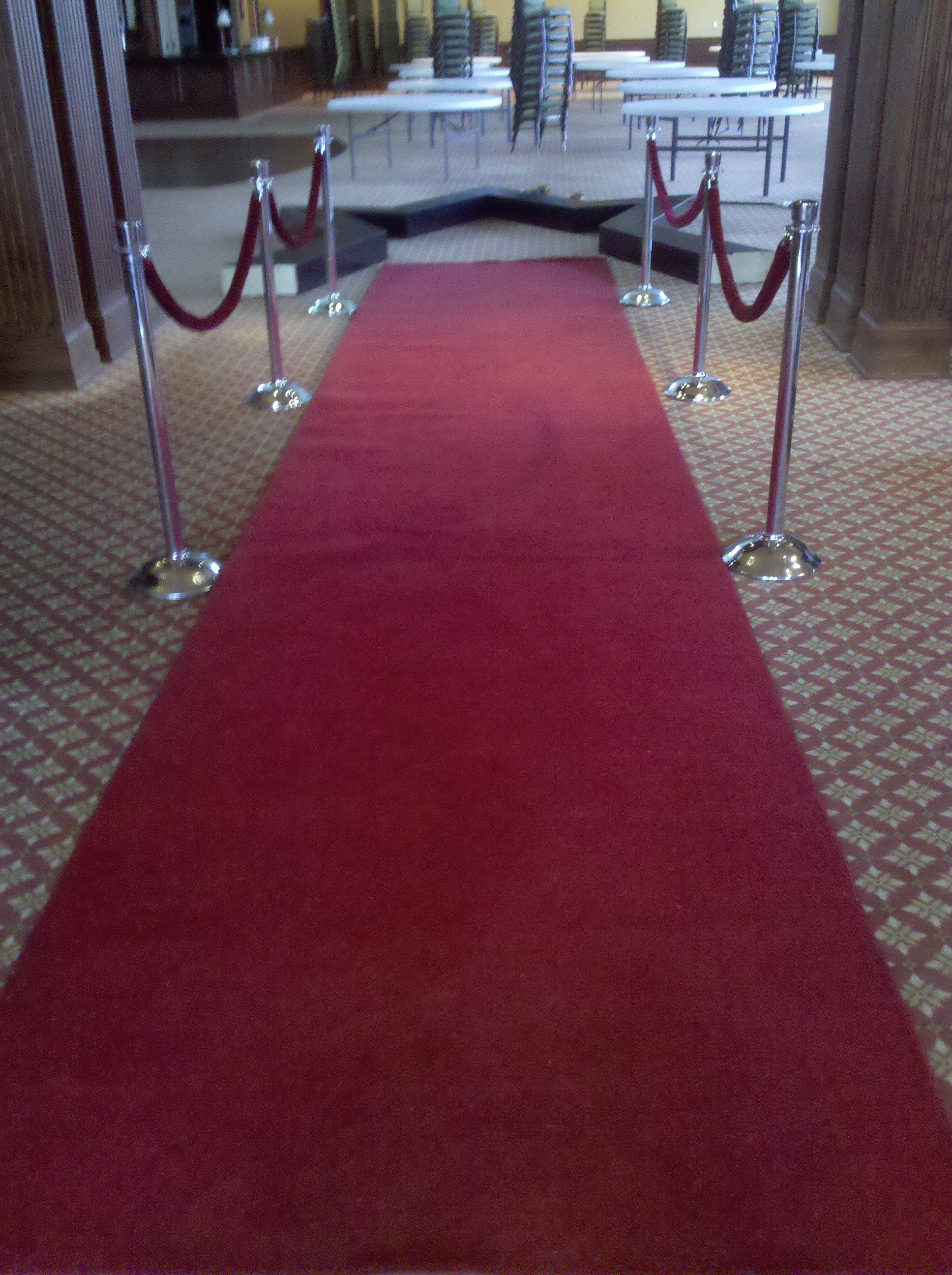 Rent Our 25 Red Carpet And Stanchions With Velvet Ropes For Your Special Event Living Room Carpet Carpet Runner Red Carpet Runner