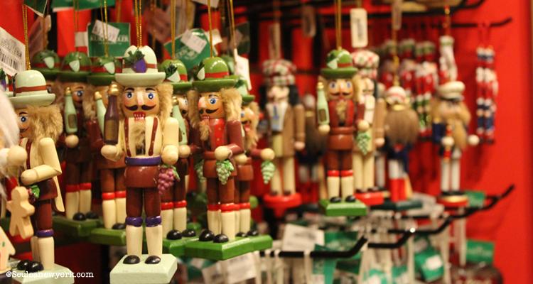 Acheter ses décorations de Noël à New York | Italy