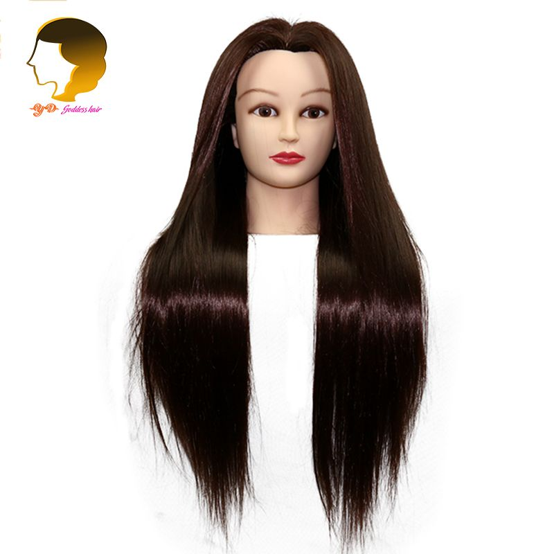 Mannequin Head With Hair Wig Dummy Makeup And Hair Doll Head Professional Hair Styling Head Training Man Professional Hairstyles Wig Hairstyles Mannequin Heads