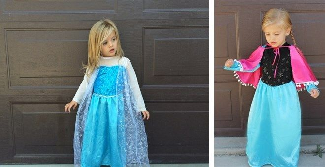 Adorable Frozen Ana and Elsa Tutu dresses just $16.99 ea (Costumes just $14.49) - Real Housewives Clip Coupons