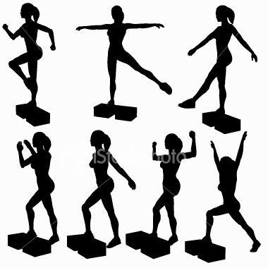 The Real Day One Ugh Step Aerobics Step Workout Aerobics