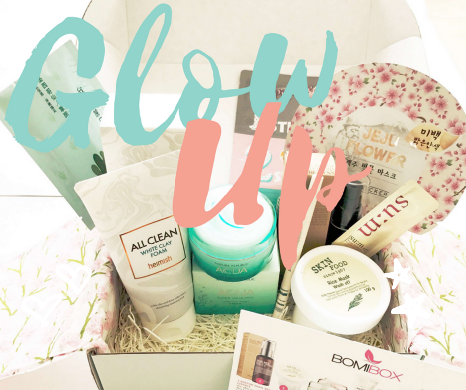 Bomibox Monthly Korean Beauty Skincare Subscription Box 8 Full Or Deluxe Sample Sized Products Skincare Subscription Box Beauty Box Subscriptions Korean Beauty