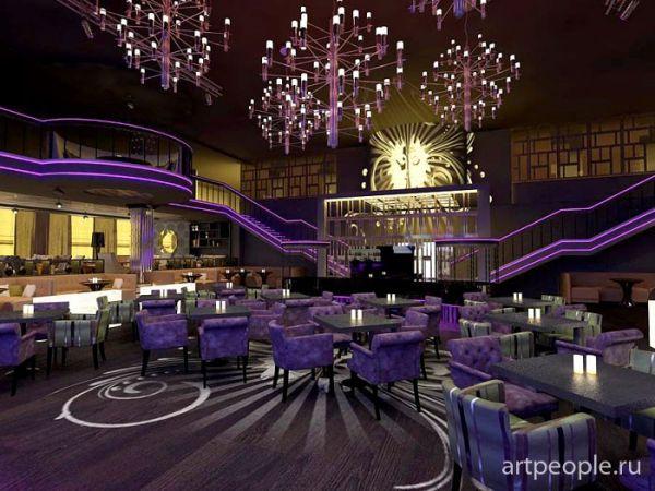 Интерьер ресторана ночного клуба краснодар ночные клубы сахар