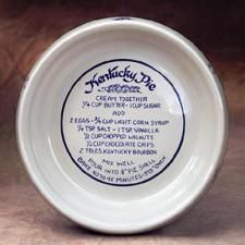 Kentucky Pie Plate... love Louisville Stoneware! & Kentucky Pie Plate... love Louisville Stoneware! | Kentucky ...