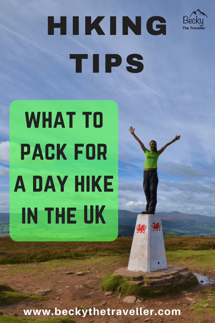 What to take on a hike 25