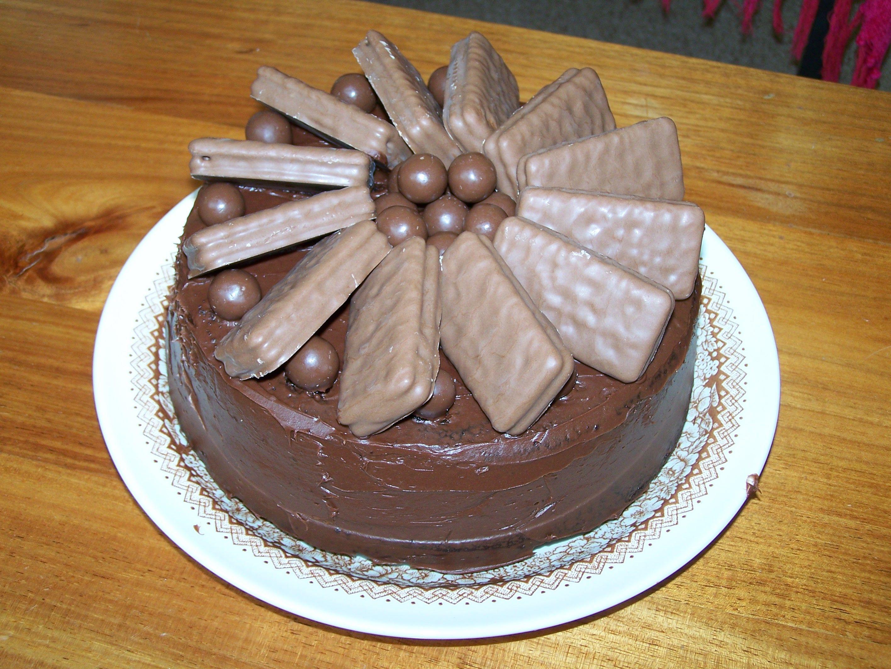 Tim Tam Birthday Cake Party Ideas Pinterest Tim Tam Birthday
