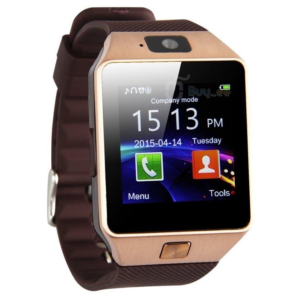 Newest Smart Watch Upgrade Smartphone Call SMS Antilost