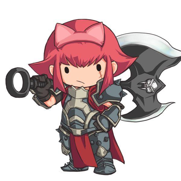 Annie as Darius