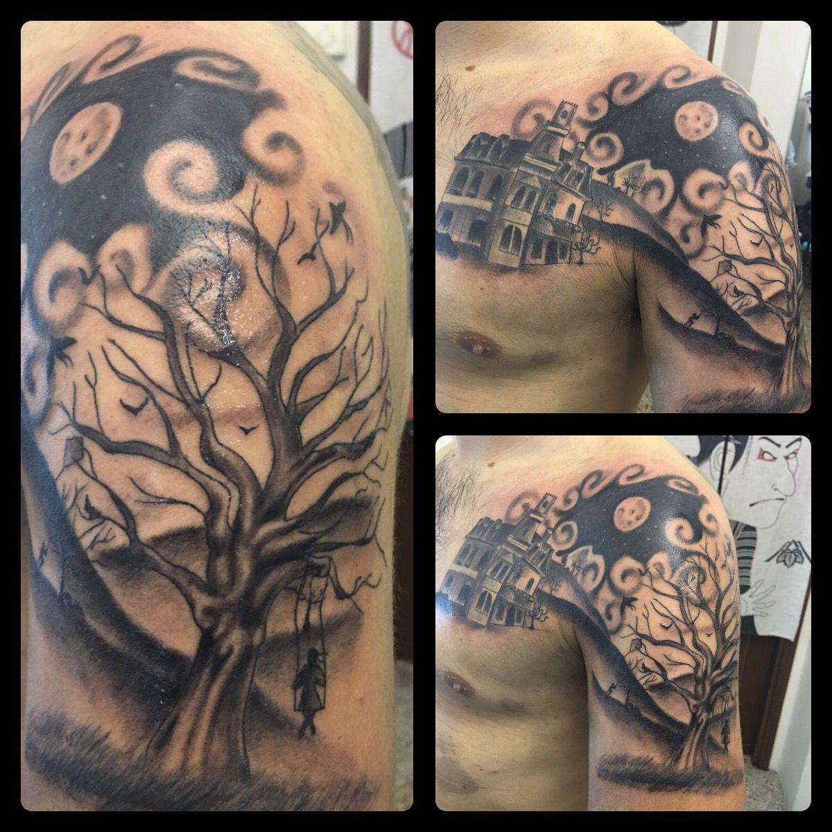 PMP Tattoo Parlour  by Albi   #darkness #tattoo #tattoos #tattooed #ink #inked #inktattoo #flower #black #tattooedgirls #dark #blackwhite #now #love #me #mix #flowersink #girl #amezing #special #instacool  #instagood #inked #love #picoftheday #tree @albi_koruti @pmp_tattoo_parlour