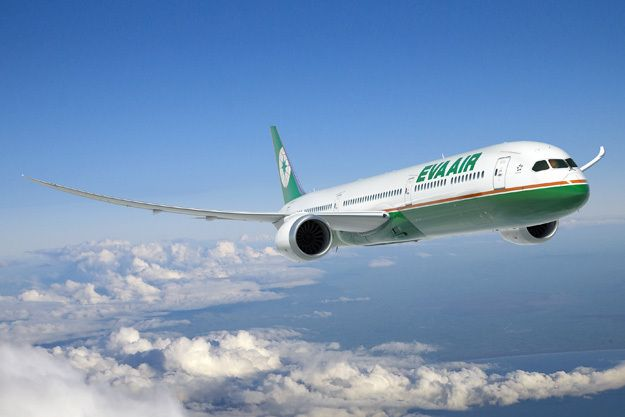 Skynews eva air to lease four boeing 787 9s and two 787 10s from skynews eva air to lease four boeing 787 9s and two 787 10s sciox Images