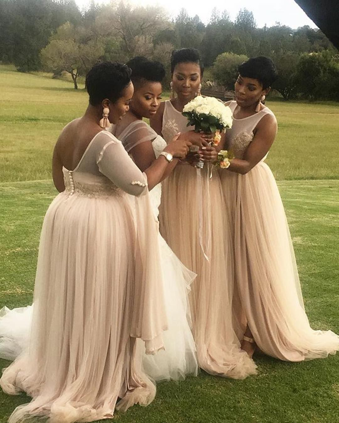 These bridesmaids dresses are so delicate and pretty an these bridesmaids dresses are so delicate and pretty ombrellifo Choice Image