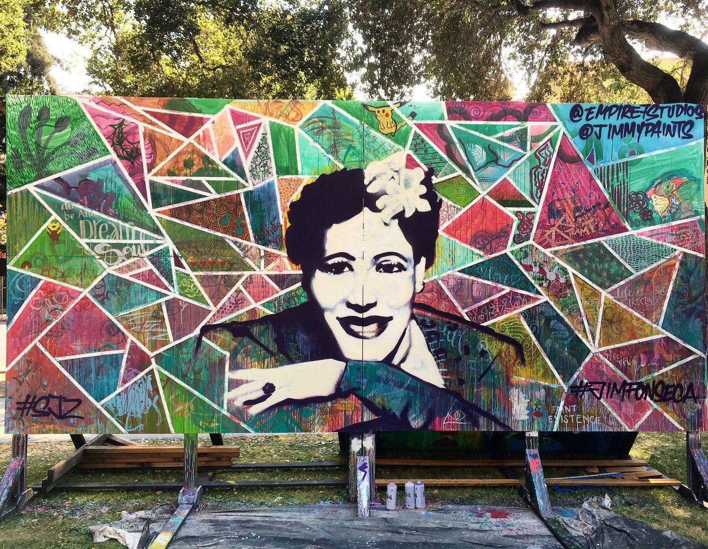 San Jose Artist Artist, Projects