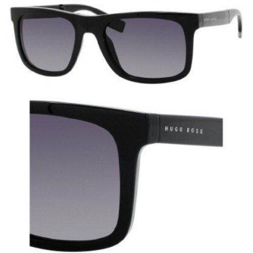 013db86a9462 Hugo Boss Sunglasses 0446/S 0D28 WJ in Shiny Black by BOSS HUGO BOSSTake  for me to see Hugo Boss Sunglasses 0446/S 0D28 W