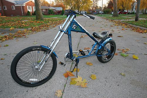 Schwinn Occ Lx Chopper Bike Trike Bicycle Schwinn