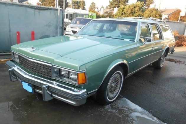Bargain Wagon 1978 Chevrolet Caprice Wagons Chevrolet