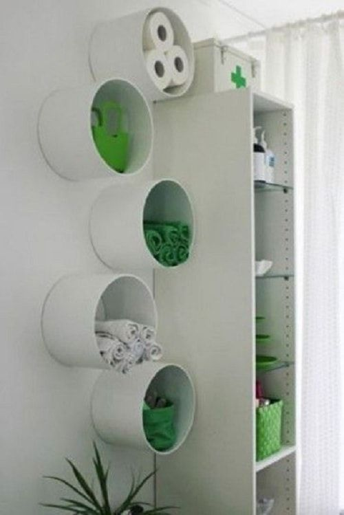 Photo of 30+ best and smartest DIY small bathroom storage hacks – residential design