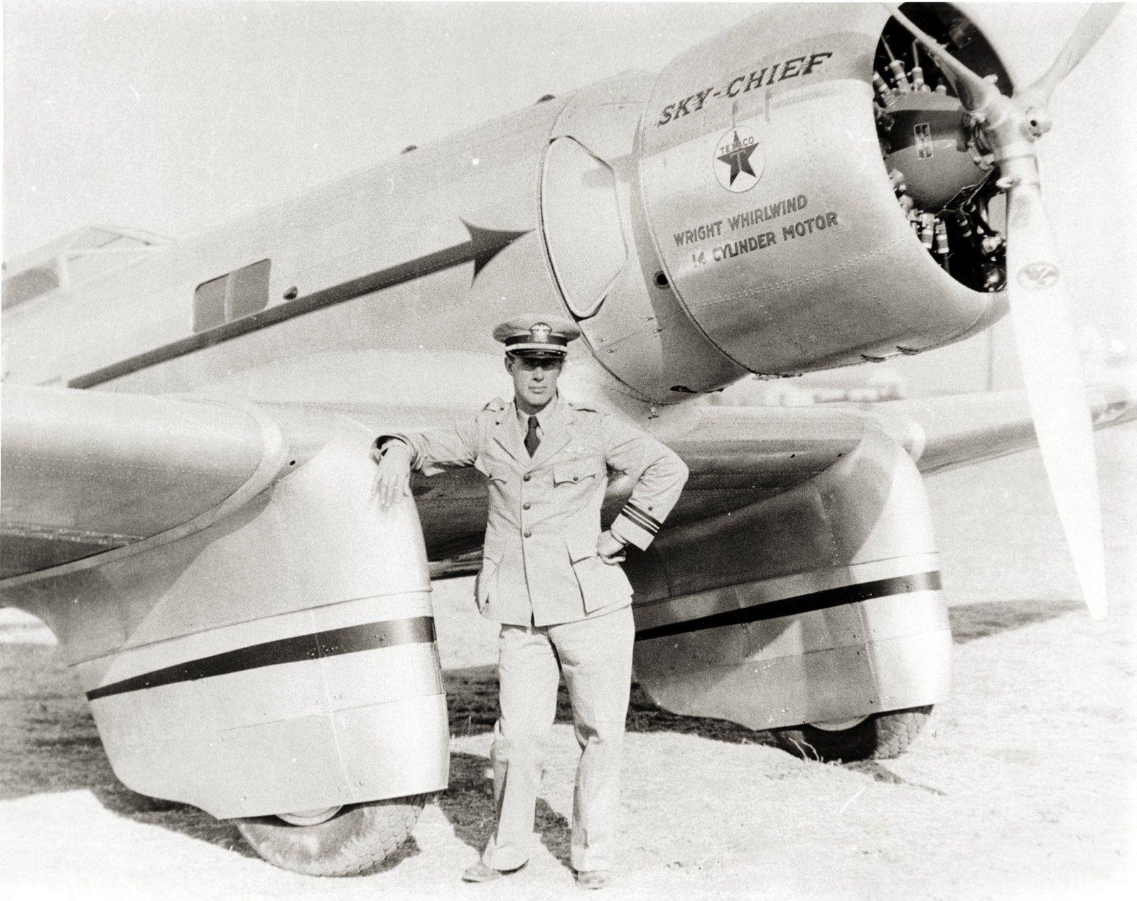 Northrop Gamma 2A Texaco No  11