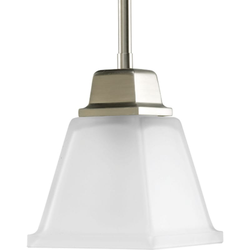 progress lighting brushed nickel flexible track light pendant. progress lighting p5135 north park 1 light 8\ brushed nickel flexible track pendant