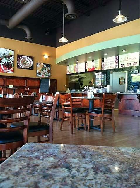 Great Places To Eat In The Woodlands Texas Lama Mediterranean Café
