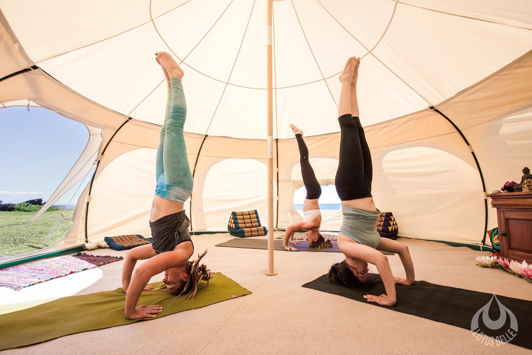 Lotus Belle USA u0026 Canada - Gl&ing Lotus Belle Luxury C&ing Tents & Lotus Belle USA u0026 Canada - Glamping Lotus Belle Luxury Camping ...