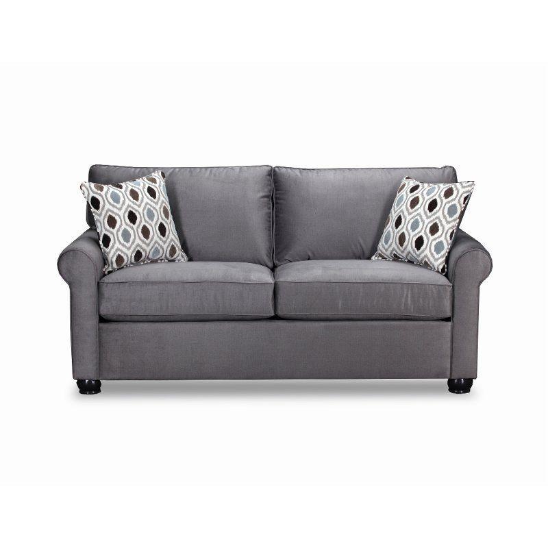 Smoke Gray Full Sofa Bed Jojo Sofa Bed Sale Full Sleeper Sofa Sofa