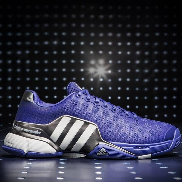 Los hombres de adidas Barricade 2015 nuevos zapatos de tenis (796) talla 11