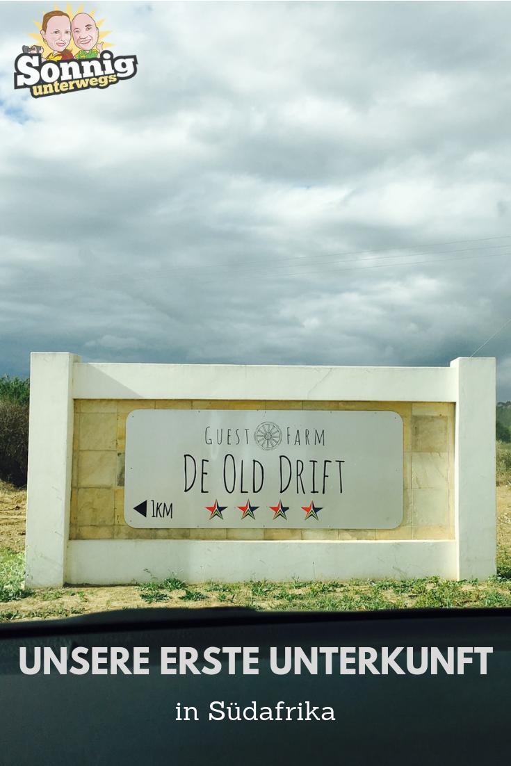 Wie wir trotz 24 Stunden Südafrika Anreise noch entspannt