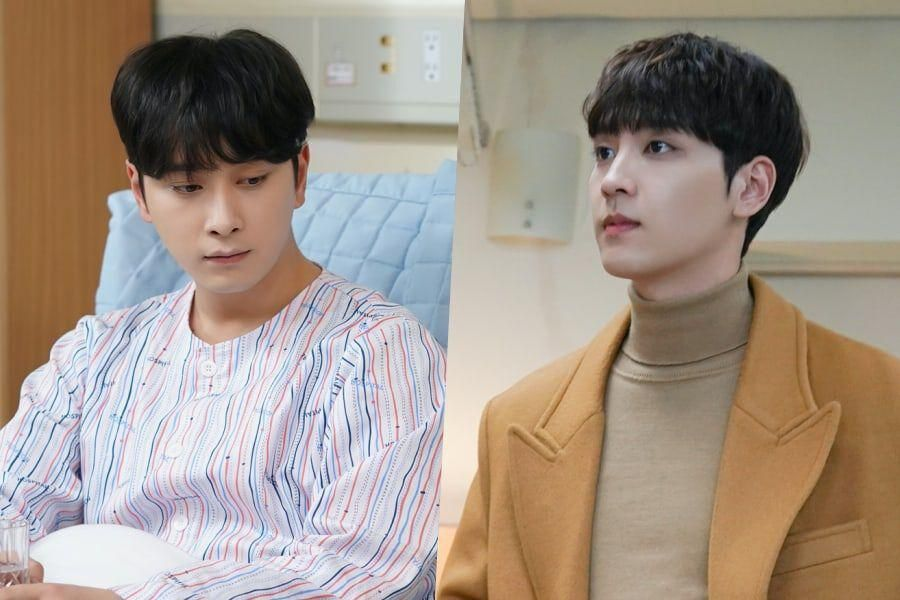 """2PM's Chansung And Choi Tae Joon Have A Heart-To-Heart In Finale Of """"So I Married The Anti-Fan"""""""